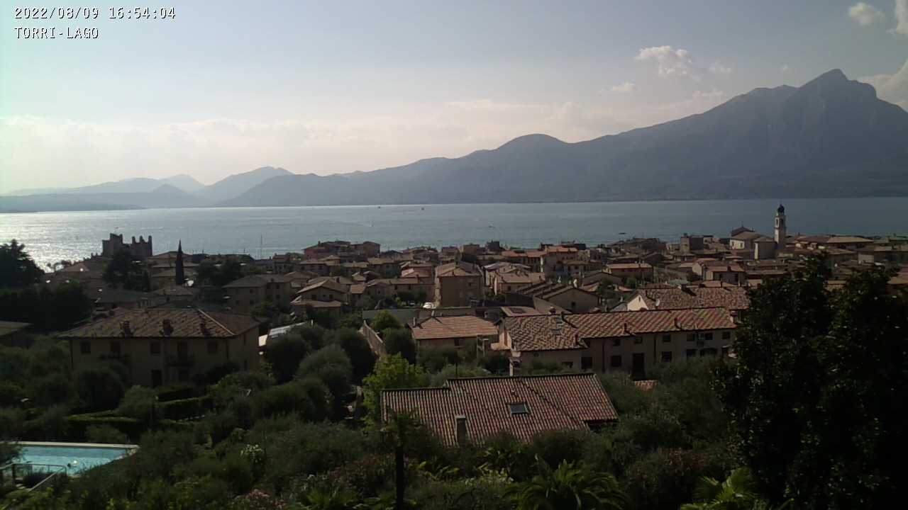 Webcam Torri del Benaco